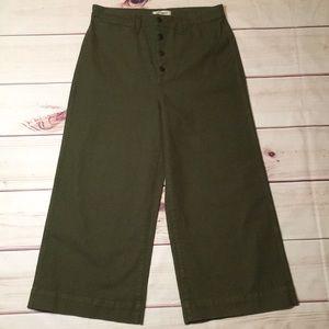 New Madewell pants size 31